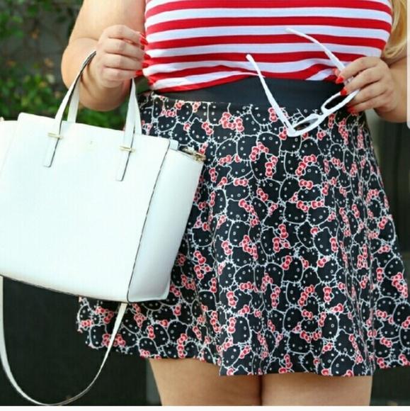 Dresses & Skirts - Designer Hello kitty torrid skirt